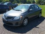 2013 Toyota Corolla CE w/Enhanced Convenience Package in Mississauga, Ontario