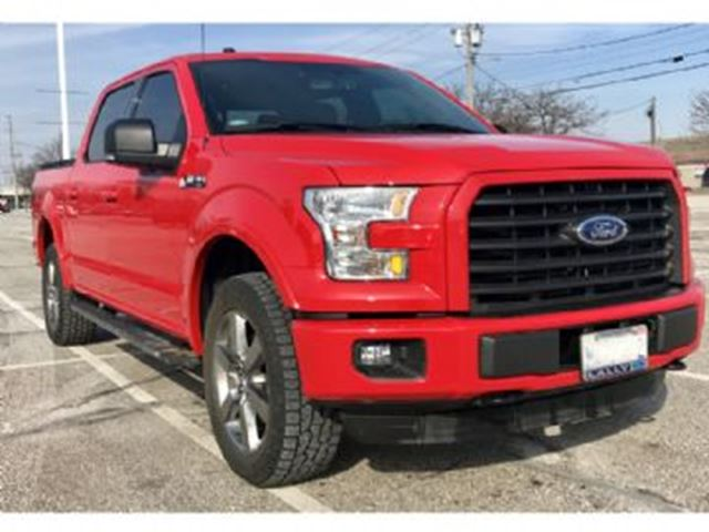 2016 ford f 150 4wd supercrew 5 0l xlt sport mississauga ontario car for sale 2713165. Black Bedroom Furniture Sets. Home Design Ideas