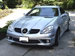 2005 Mercedes-Benz SLK-Class 2dr Roadster 5.5L AMG in Mississauga, Ontario