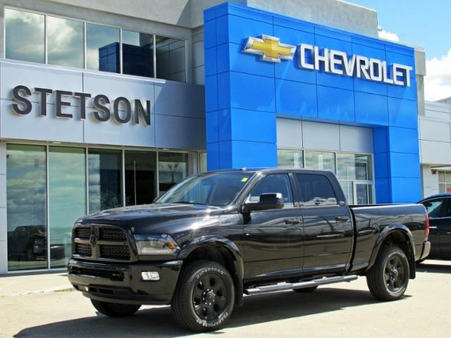 2015 Dodge RAM 2500 Laramie in Drayton Valley, Alberta