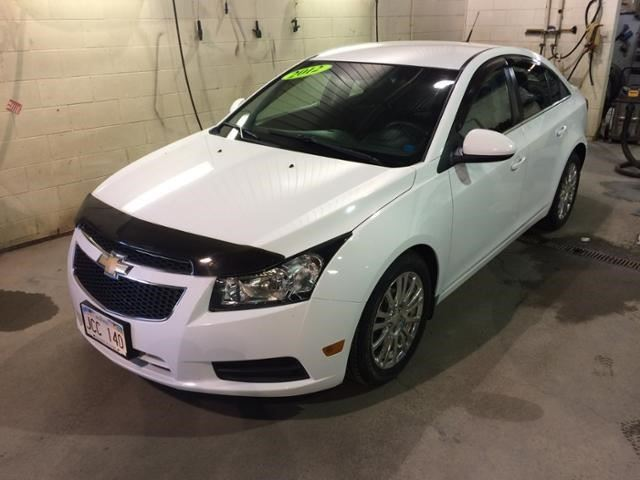 2012 Chevrolet Cruze Eco w/1SA in Edmundston, New Brunswick