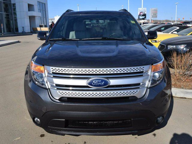 2015 ford explorer xlt peace river alberta used car for sale 2713594. Black Bedroom Furniture Sets. Home Design Ideas