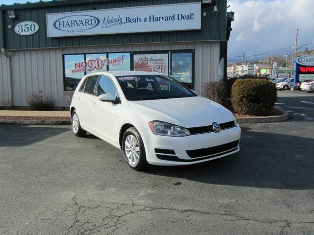 2016 Volkswagen Golf 1 8 Tsi Comfortline Lower Sackville