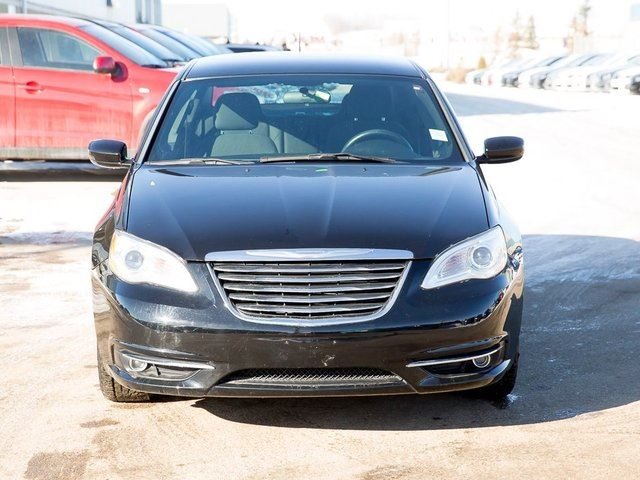 2012 chrysler 200 touring red deer county alberta used. Black Bedroom Furniture Sets. Home Design Ideas