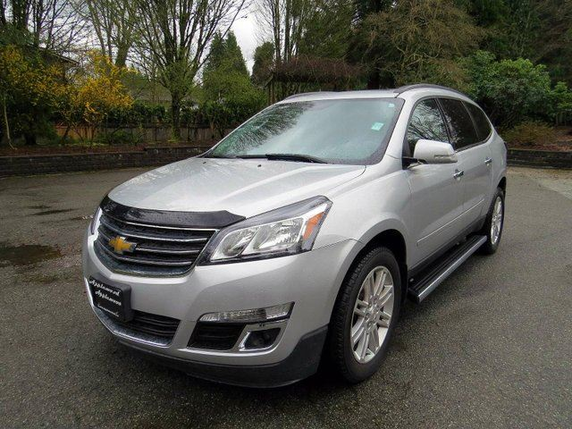 2015 CHEVROLET TRAVERSE 1LT in Langley, British Columbia