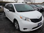 2015 Toyota Sienna LE Bluetooth Backup Camera in Brampton, Ontario