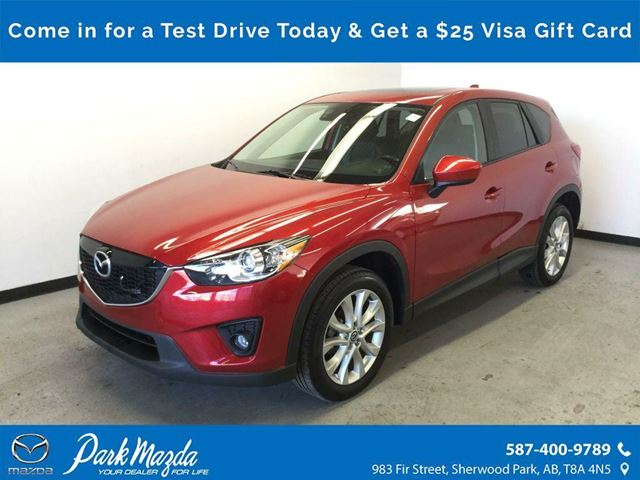 2014 MAZDA CX-5 - in Sherwood Park, Alberta