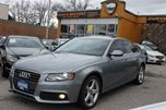 2010 Audi A4 2.0T Premium Plus,NO ACCIDENT,Tiptronic, LEATHE in Toronto, Ontario
