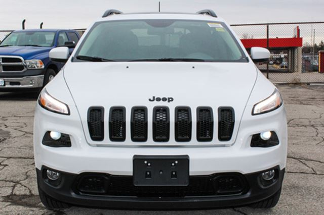 2017 jeep cherokee high altitude st thomas ontario used car for sale 2713555. Black Bedroom Furniture Sets. Home Design Ideas