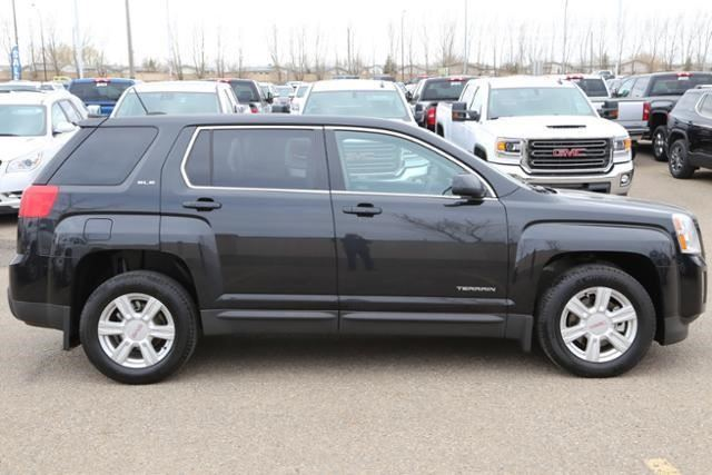 2015 gmc terrain sle medicine hat alberta used car for sale 2713619. Black Bedroom Furniture Sets. Home Design Ideas