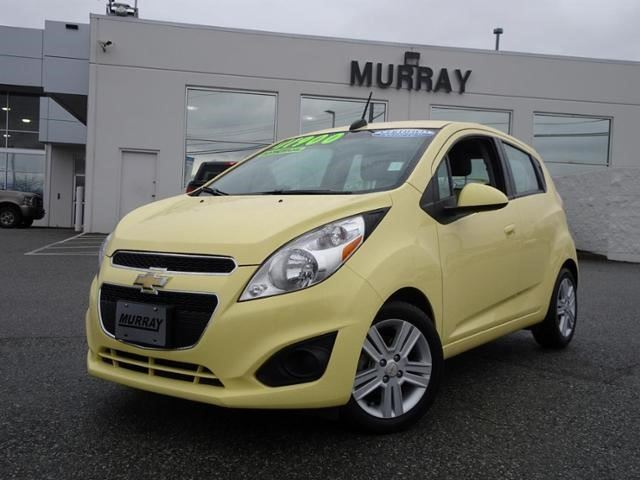 2015 Chevrolet Spark LS in Abbotsford, British Columbia