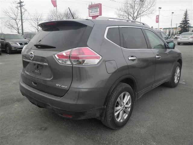2016 nissan rogue s calgary alberta used car for sale 2713528. Black Bedroom Furniture Sets. Home Design Ideas