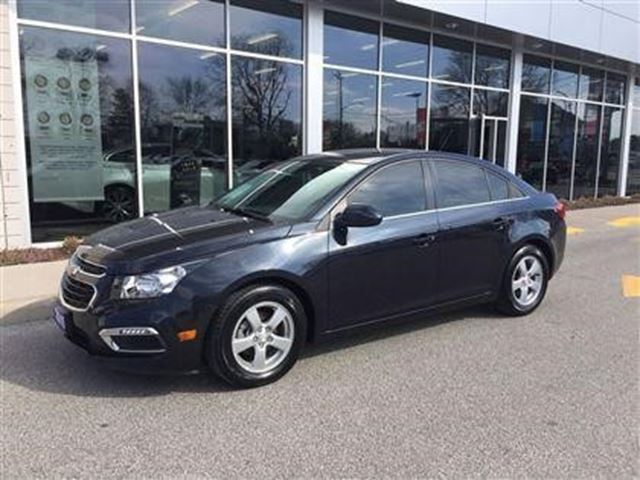 2015 chevrolet cruze 2lt windsor ontario used car for sale 2713473. Black Bedroom Furniture Sets. Home Design Ideas