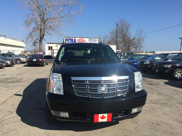 2007 cadillac escalade esv esv hamilton ontario used car for sale. Cars Review. Best American Auto & Cars Review
