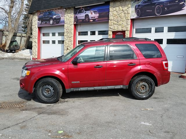 2008 Ford Escape Xlt Ottawa Ontario Used Car For Sale
