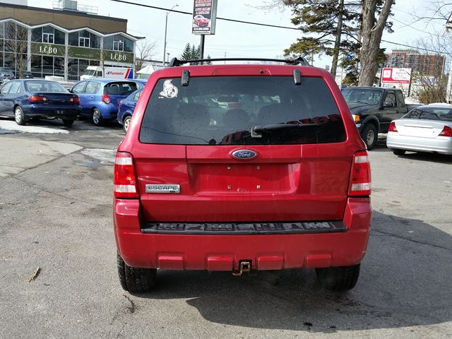 2008 Ford Escape Xlt Ottawa Ontario Used Car For Sale 2713267