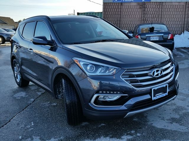 2017 hyundai santa fe premium fwd dealer invoice price orillia ontario car for sale 2713496. Black Bedroom Furniture Sets. Home Design Ideas