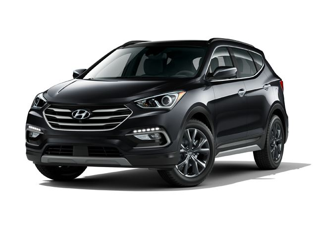 2017 hyundai santa fe se awd only 93 weekly orillia ontario new car for sale 2713498. Black Bedroom Furniture Sets. Home Design Ideas