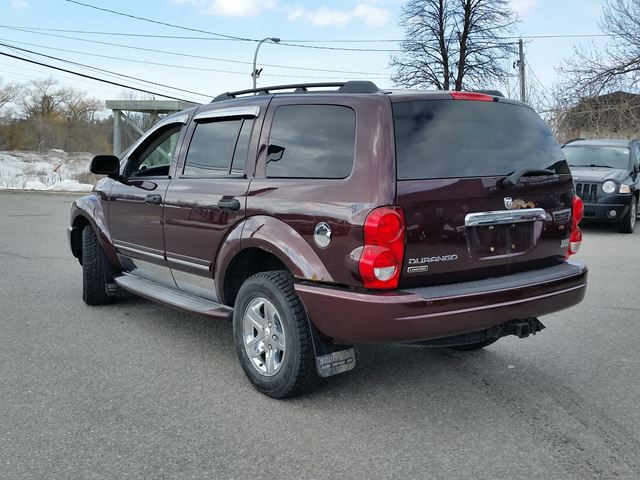 2005 dodge durango limited 4x4 7 passenger ottawa. Black Bedroom Furniture Sets. Home Design Ideas
