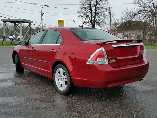 2008 ford fusion sel leather moonroof ottawa. Black Bedroom Furniture Sets. Home Design Ideas