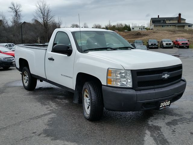 2008 chevrolet silverado 1500 regular cab ottawa. Black Bedroom Furniture Sets. Home Design Ideas