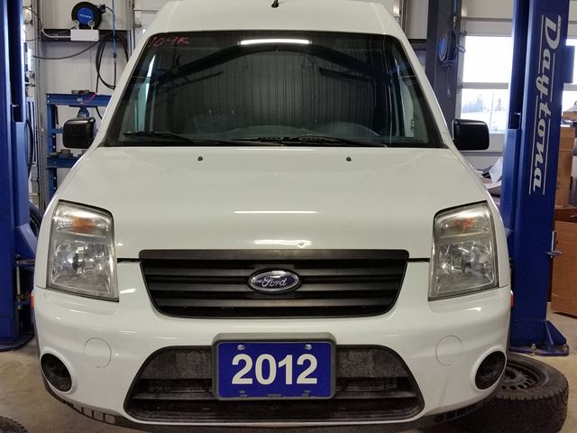 2012 ford transit connect xlt white deejays auto sales service. Black Bedroom Furniture Sets. Home Design Ideas