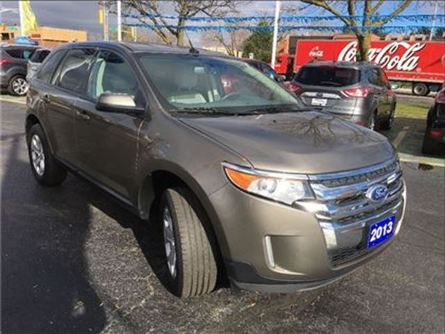 2013 Ford Edge SEL in Burlington, Ontario