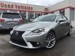 2015 Lexus IS 250 AWD- Back Up Cam / Leather / Sunroof in Toronto, Ontario