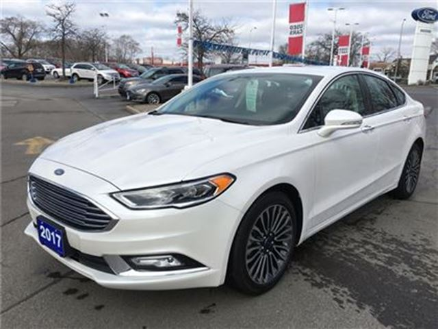 2017 Ford Fusion SE AWD in Burlington, Ontario