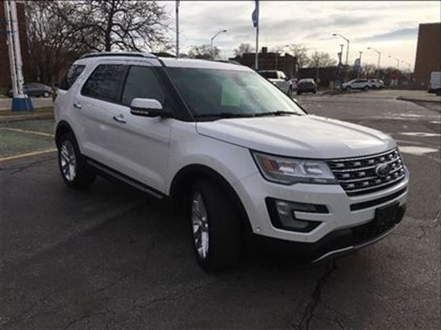 2016 ford explorer limited awd burlington ontario used car for sale 2714146. Cars Review. Best American Auto & Cars Review
