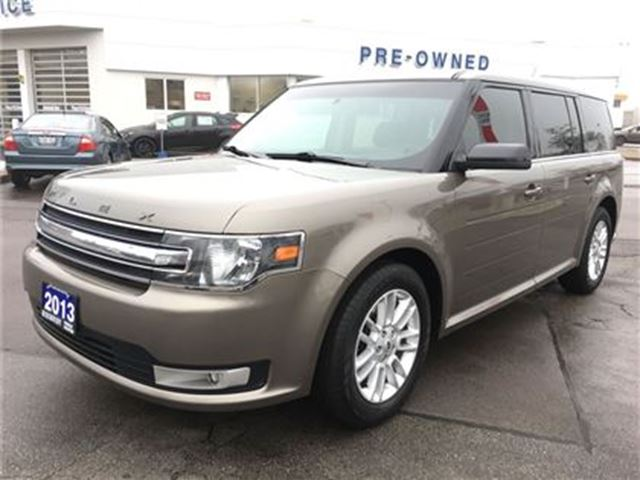2013 Ford Flex SEL FWD in Burlington, Ontario