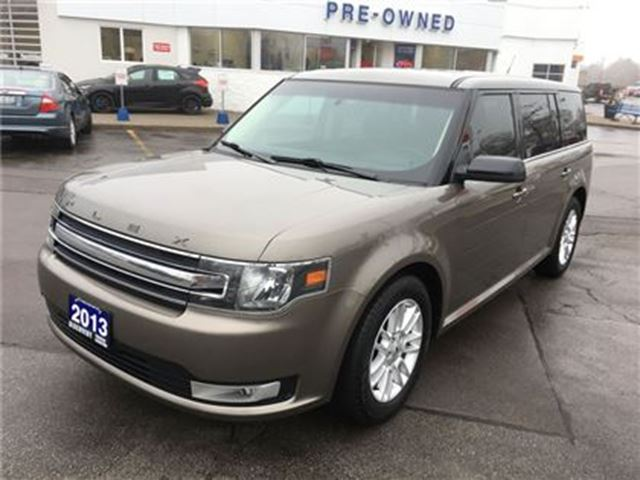 2013 ford flex sel fwd burlington ontario car for sale 2714162. Black Bedroom Furniture Sets. Home Design Ideas