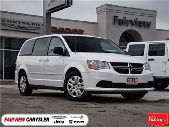 2016 dodge grand caravan se sxt full stow and go burlington ontario car for sale 2714196. Black Bedroom Furniture Sets. Home Design Ideas