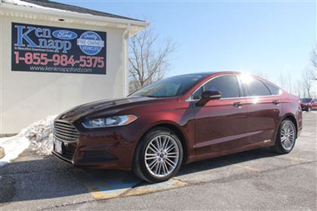 2015 ford fusion se essex ontario used car for sale. Black Bedroom Furniture Sets. Home Design Ideas