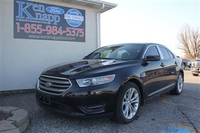 2013 ford taurus sel essex ontario used car for sale. Black Bedroom Furniture Sets. Home Design Ideas