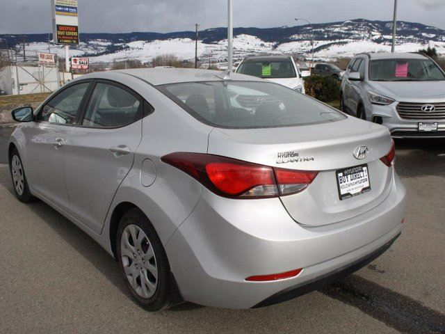 2015 hyundai elantra gl 4dr sedan kelowna british. Black Bedroom Furniture Sets. Home Design Ideas