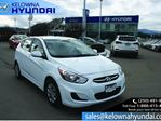 2016 Hyundai Accent GL 4dr Hatchback  Only 1,256 kms in Kelowna, British Columbia