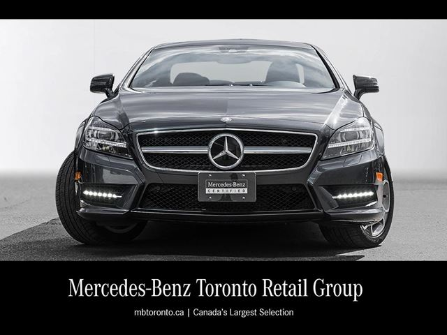 2014 mercedes benz cls550 4matic coupe markham ontario for 2014 mercedes benz cls550