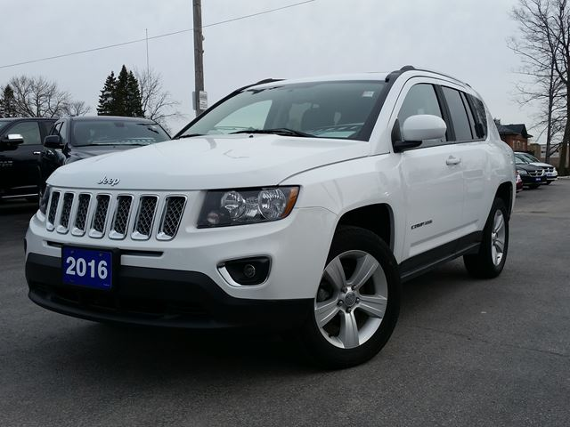 2016 JEEP COMPASS High Altitude in Port Hope, Ontario