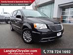 2016 Chrysler Town and Country Touring-L ACCIDENT FREE w/ POWER SLIDING DOORS & STOW N' GO SEATS in Surrey, British Columbia