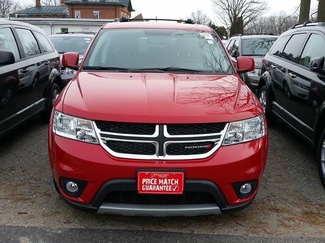 2016 dodge journey sxt port hope ontario car for sale 2714174. Black Bedroom Furniture Sets. Home Design Ideas
