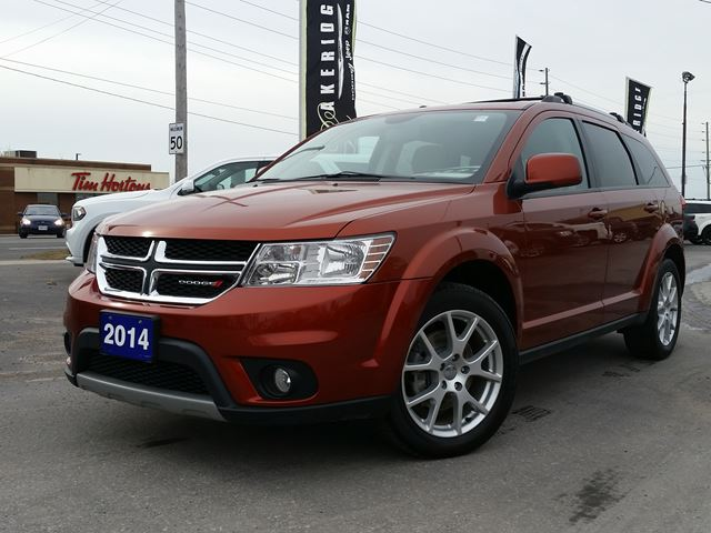 2014 DODGE JOURNEY Limited in Port Hope, Ontario
