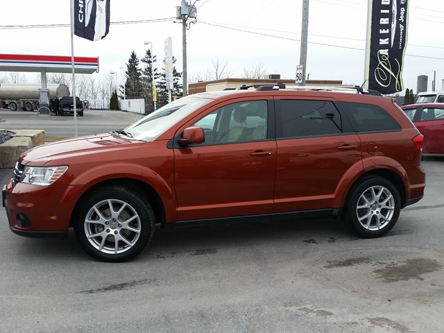 2014 dodge journey limited port hope ontario car for sale 2714176. Black Bedroom Furniture Sets. Home Design Ideas