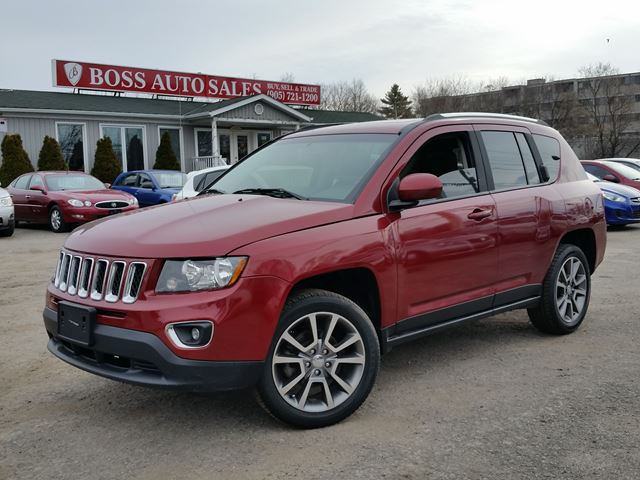 2014 JEEP COMPASS Limited in Oshawa, Ontario