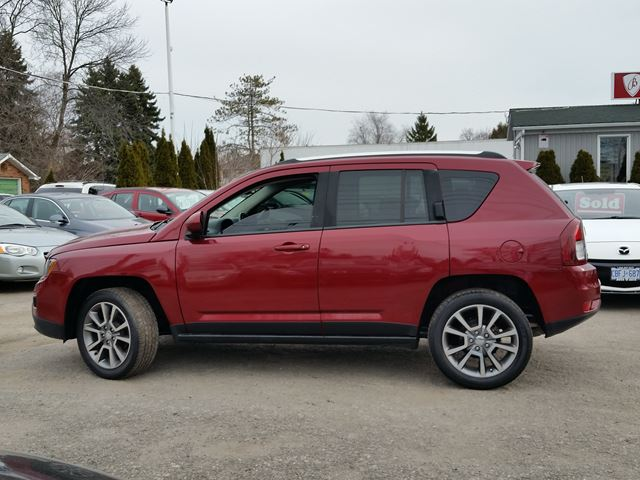 used 2014 jeep compass limited oshawa. Black Bedroom Furniture Sets. Home Design Ideas