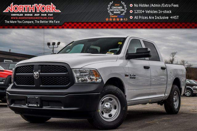 new 2017 ram 1500 new car tradesman 4x4 crew trailer tow pkg hemi backup cam bedliner. Black Bedroom Furniture Sets. Home Design Ideas