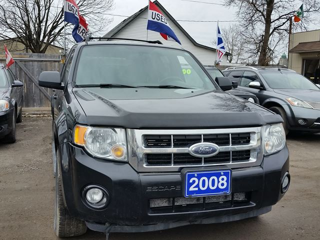 2008 Ford Escape Xlt Oshawa Ontario Used Car For Sale