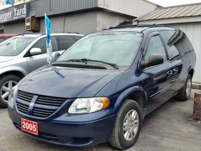 2005 Dodge Caravan cert&etested,,stow