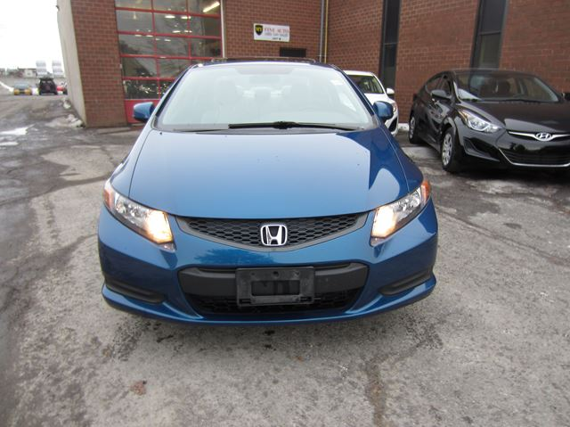2012 honda civic ex sunroof bluetooth 112 000 km for Honda civic sunroof