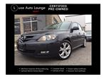 2007 Mazda MAZDA3 GT - LOW KM!, SUNROOF, LEATHER, HEATED SEATS, ALLOYS, A/C, CRUISE, POWER GROUP, KEYLESS ENTRY in Orleans, Ontario